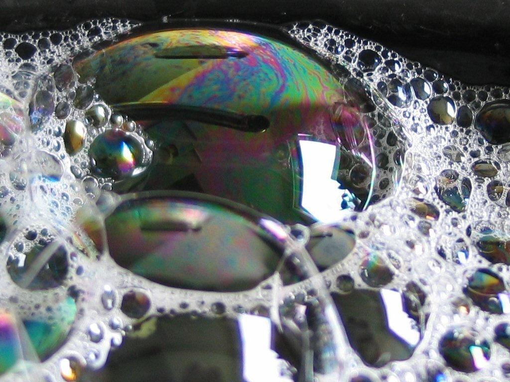 bubliny, umývadlo