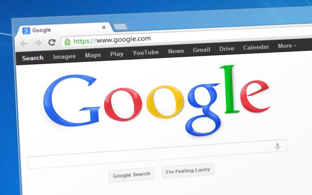 prohlížeč google