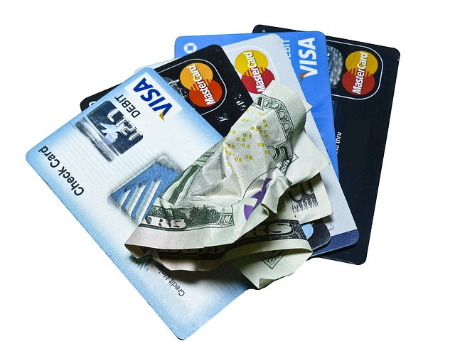 kreditky s bankovkou