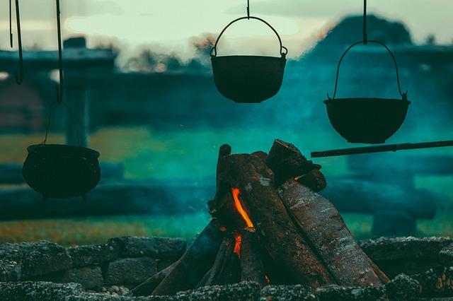 ohniště